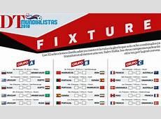 Fixture Rusia 2018 descarga el PDF con todos los partidos
