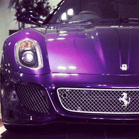 As with all ferrari special series, the 458 speciale boasts an array of advanced technical solutions that make it a completely unique model designed for owners looking for an even more focused sports car offering extreme driving emotions. Purple Ferrari #ferraripink | Sports cars luxury, Ferrari ...