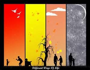 Different Ways Of Life by DarkAngeLP26 on DeviantArt