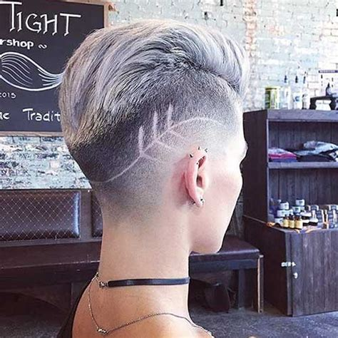 cool  stylish short hairstyles  girls short