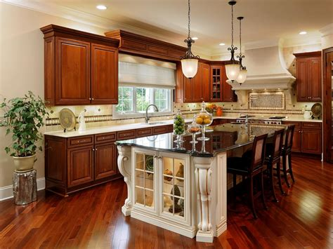 Large Kitchen Window Treatment Ideas by Large Kitchen Window Treatments Hgtv Pictures Ideas