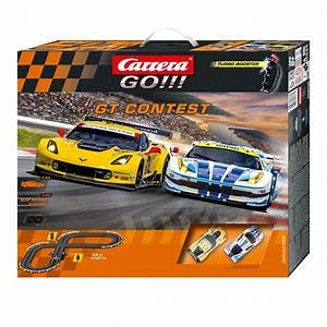 Carrera Go Autos : carrera go gt contest track set toys games ~ Jslefanu.com Haus und Dekorationen