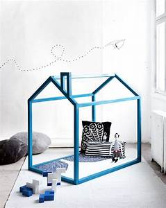 dog friendly home decor diy indoor doghouse pawsh magazine With diy indoor dog house