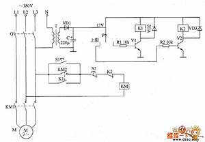 Electronic Pressure Switch Circuit Diagram
