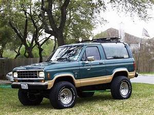 84 Ford Bronco II...The baby rode home in this one in 1995 | Dream cars | Pinterest | Ford ...