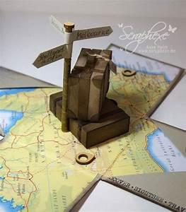 Geschenk Verpack Ideen : ber ideen zu reisegutschein verpacken auf pinterest reisegutschein reisegutschein ~ Markanthonyermac.com Haus und Dekorationen