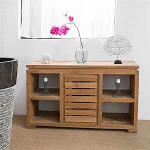 incroyable meuble de salle de bain en bois exotique pas With meuble de salle de bain en bois exotique pas cher
