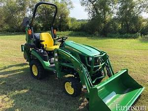 John Deere 2020 1025r Other Tractors For Sale