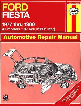 auto repair manual free download 1984 ford escort instrument cluster ford fiesta repair service manual 1977 1980 haynes 36032