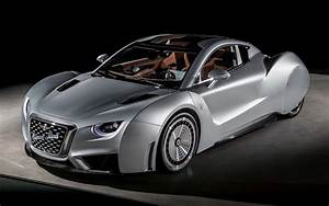2019 Hispano Suiza Carmen Concept - Wallpapers and HD