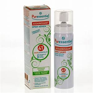puressentiel assainissant aux 41 huiles essentielles spray With chambre bébé design avec fleurs de bach huiles essentielles