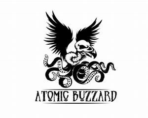 Atomic Buzzard logo design contest | Logo Arena