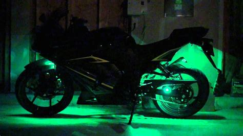 Fusion Motorcycle Led Light System
