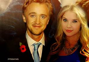 Gots a Wizard, fyteenstars: Tom Felton and Ashley Benson