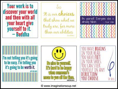 back to school quotes for elementary students