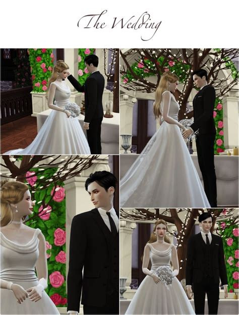 wedding project  edit poses sets  flower chamber