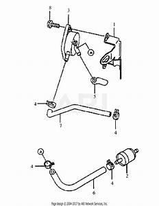 Mtd 1748f  55af3dam195 Parts Diagram For Kawasaki Fuel
