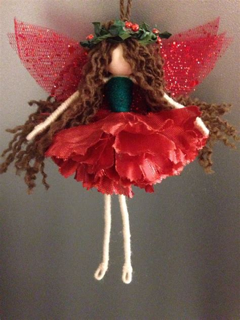 merry fairy fairy fairy ornament fairy doll wire