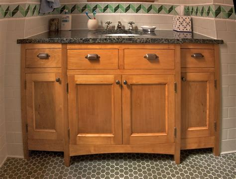 mid century modern bathroom vanity custom maple bathroom cabinetry by mann designs