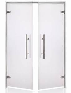 porte douche battant maison design wibliacom With porte douche double battant