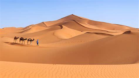 Deserti: lo spettacolo di dune e sabbia - Tgcom24
