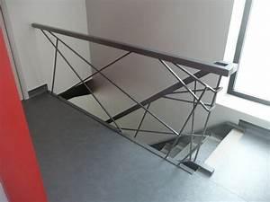 Escalier Métallique Industriel : une maison atelier bioclimatique en ville galerie photos d 39 article 3 9 ~ Melissatoandfro.com Idées de Décoration