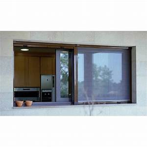 acheter vente de moustiquaire horizontale installateur de With porte de garage enroulable jumelé avec comparatif portes blindées