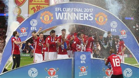 Manchester United win EFL Cup – now most decorated club in ...