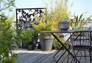 Brise Vue Sur Pied : brise vue terrasse palissadesign brise vue de terrasse ~ Premium-room.com Idées de Décoration