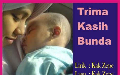 youtube lagu bunda download lagu anak bahasa indonesia inggris dongeng cerita tk sd mp3 youtube tematis kak zepe