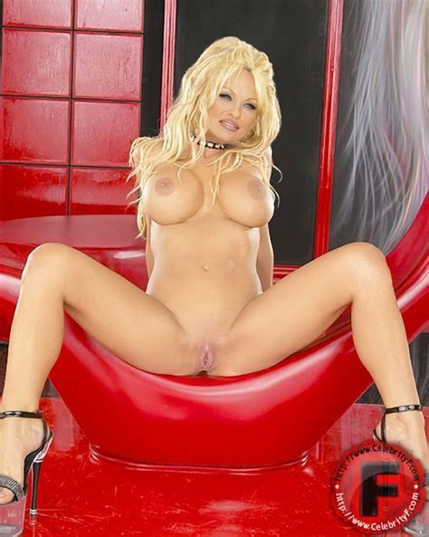 Pussy Pic Pam Anderson