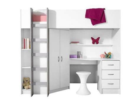 lit mezzanine avec bureau et rangement 17 migliori idee su lit mezzanine avec bureau su