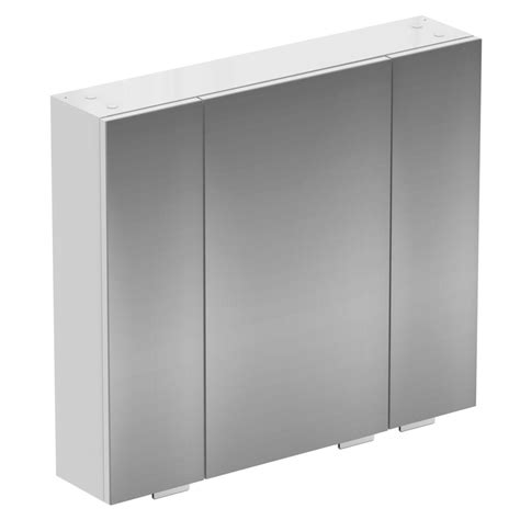 trade kitchen cabinets ideal standard e0322 mirror cabinet 80 cm 2890