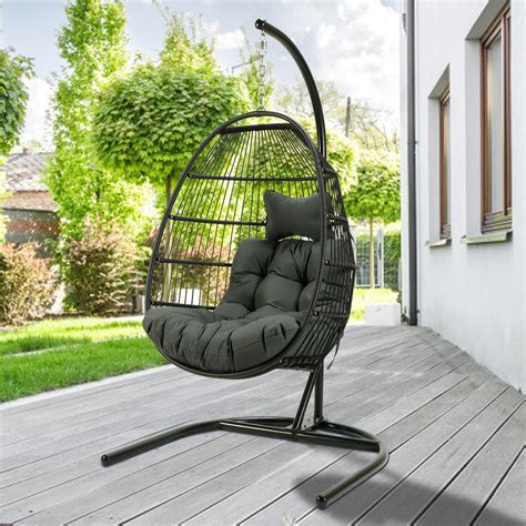 For its golden anniversary, fritz hansen is launching a. High Quality Single Swing Shape Egg Chair,Outdoor Patio Swing Hammock Egg Chairs,Hang Egg Chair ...
