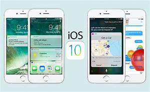 Apple iOS 10 vs iOS 9: New Features Apple introduced with ...