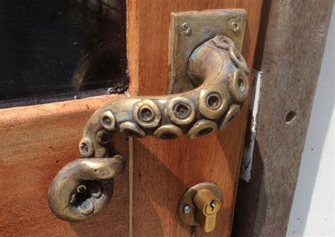 modele de deco chambre poignée de porte poulpe idee deco