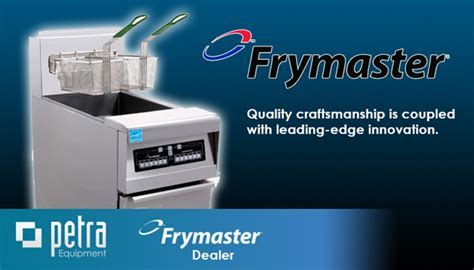 Frymaster Deep Fryers / Catering Equipment & Restaurant