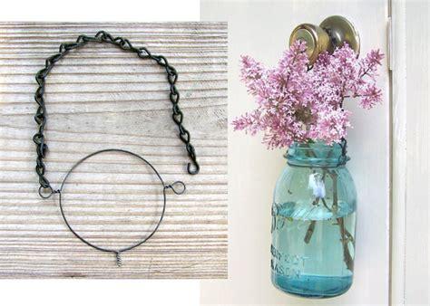 make your own amazing hanging mason jar lanterns