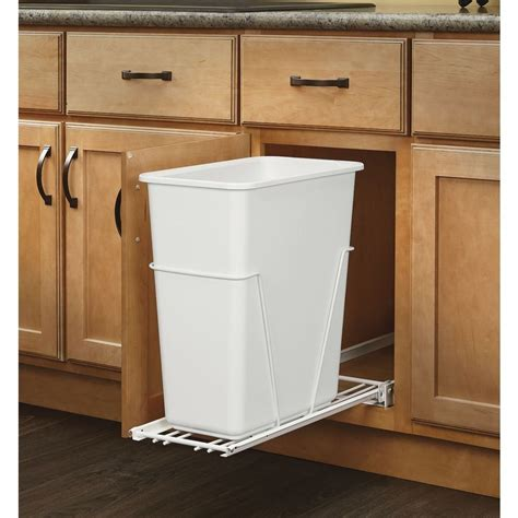 Kitchen Garbage Cans Sale by 30 Unique Undersink Trash Can Ideas Pictures Remodel And