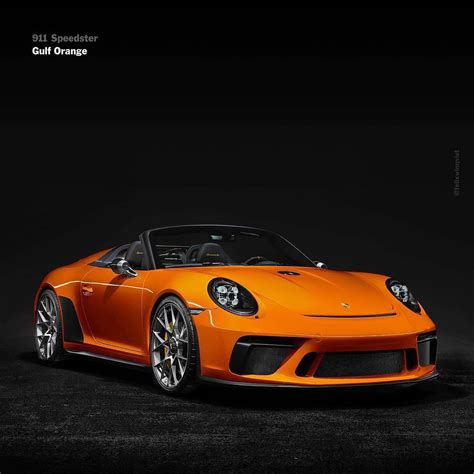 Www Porche by The Porsche 911 Speedster Looks Sensational In These Liveries