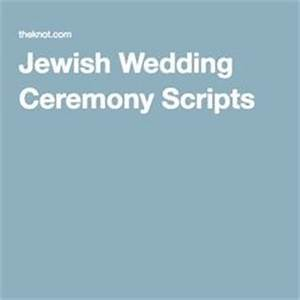 scripts vows and simple on pinterest With jewish wedding ceremony script