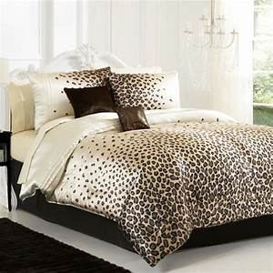 leopard bedding With images of leopard bedrooms ideas