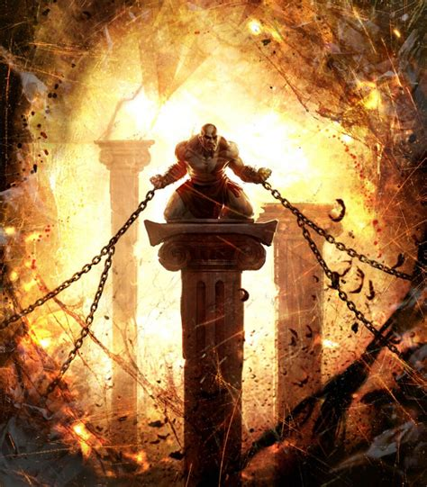 God Of War Ascension Concept Art
