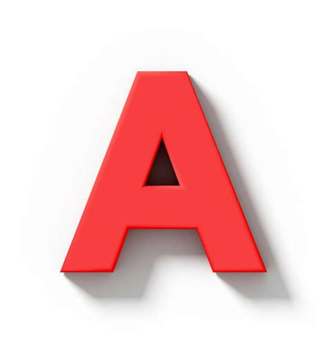 Letter A Stock Photos, Pictures & Royalty-Free Images - iStock