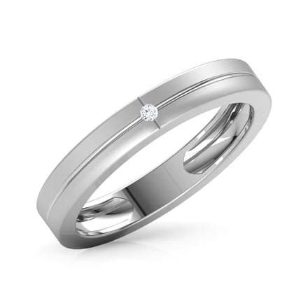 andre platinum ring for jewellery india caratlane