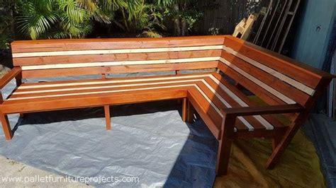 upcycled wooden pallet furniture plans pallet furniture