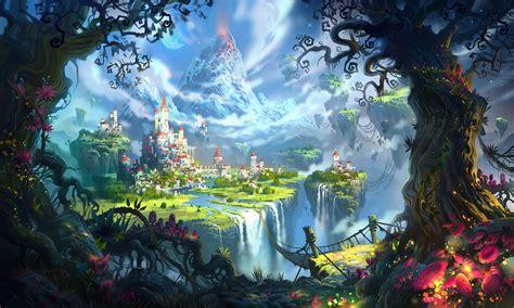 Permalink to Fantasy Kingdom Background