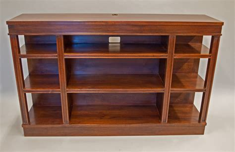 bookcase cherry brook woodworks