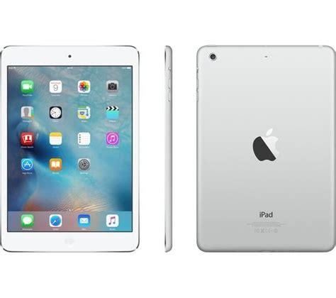 apple ipad mini   gb silver deals pc world