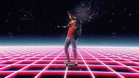 Kung Fury Taps '80s Nostalgia With Its Kung Fu Cop, Power